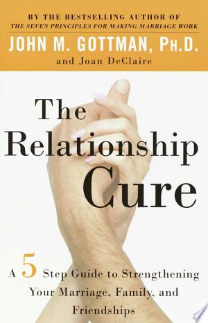 Download The Relationship Cure Free Books - Dlebooks.net