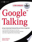 Google Talking Book PDF