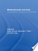 Multinationals And Asia Book PDF
