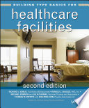 Building Type Basics For Healthcare Facilities Book PDF