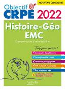 Pdf Objectif CRPE 2022 - Histoire-Géographie-EMC - épreuve écrite d'admissibilité Telecharger