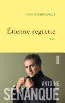 Etienne regrette Pdf/ePub eBook