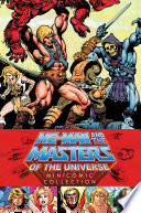 He Man and the Masters of the Universe Minicomic Collection