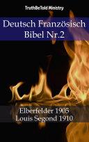 Deutsch Französisch Bibel Nr.2
