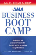 Pdf AMA Business Boot Camp Telecharger