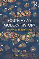 South Asia's Modern History