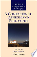 """""""A Companion to Atheism and Philosophy"""" by Graham Oppy"""
