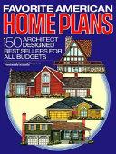 Favorite American Home Plans