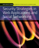 Security Strategies in Web Applications and Social Networking