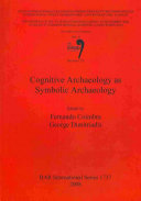 Cognitive Archaeology as Symbolic Archaeology