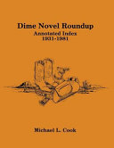 Dime Novel Roundup