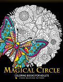 Magical Circle Coloring Books for Adults