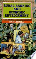 Rural Banking and Economic Development