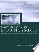 Coming of Age in U.S. High Schools