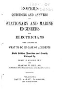 Roper's Questions and Answers for Stationary and Marine ...