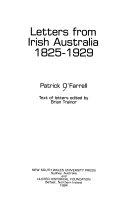 Letters from Irish Australia, 1825-1929