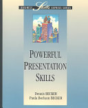 Powerful Presentation Skills