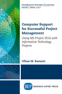 Computer Support for Successful Project Management Book
