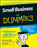 Pdf Small Business For Dummies