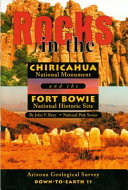 Rocks in the Chiricahua National Monument and the Fort Bowie National Historic Site