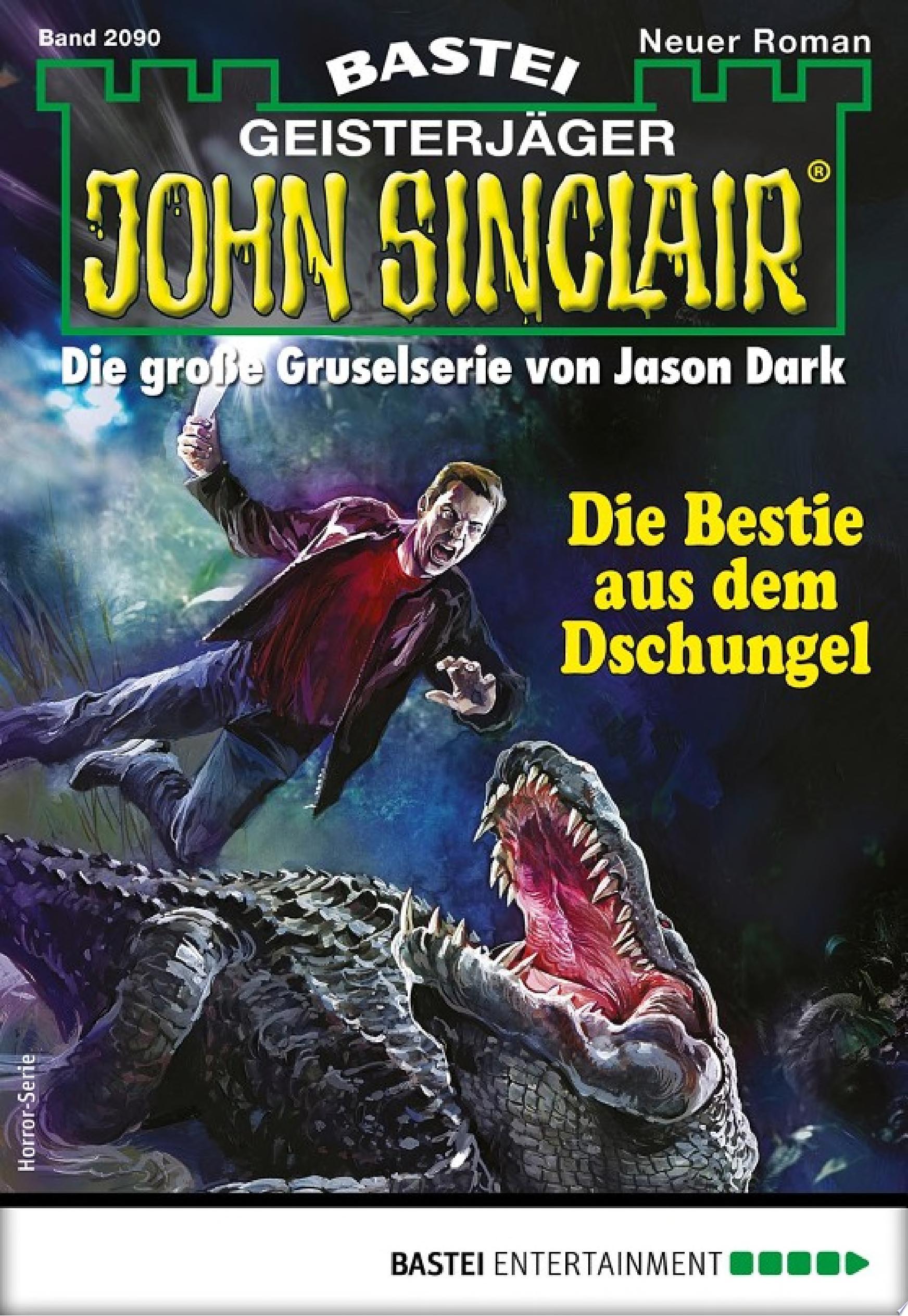 John Sinclair 2090   Horror Serie