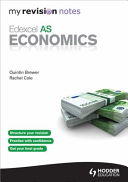 Edexcel as Economics. by Quintrin Brewer, Rachel Cole