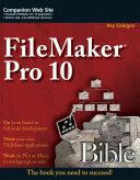 FileMaker Pro 10 Bible