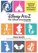 Disney A to Z  Fifth Edition