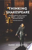Thinking Shakespeare  Revised Edition  Book PDF
