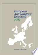 European Accountancy Yearbook 1992 93