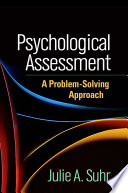 Psychological Assessment Book