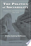 The Politics of Sociability