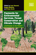 Payments for Environmental Services  Forest Conservation and Climate Change