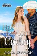Her Favorite Cowboy