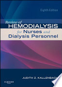 Review Of Hemodialysis For Nurses And Dialysis Personnel E Book Book