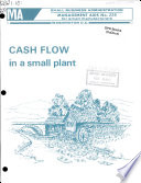 Cash Flow in a Small Plant
