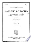 The Magazine of Poetry and Literary Review