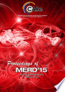 Proceedings of Mechanical Engineering Research Day 2015
