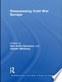 Reassessing Cold War Europe Book PDF
