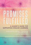 Promises Fulfilled