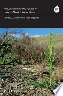 Annual Plant Reviews  Insect Plant Interactions Book