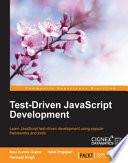 Test Driven Javascript Development