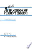 A Writer's Handbook of Current English