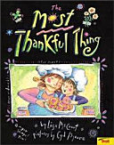 The Most Thankful Thing Book PDF