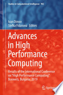 Advances in High Performance Computing Book