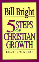 Five Steps To Christian Growth