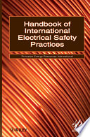 Handbook Of International Electrical Safety Practices Book PDF