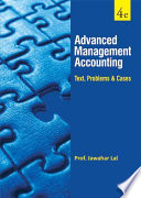 Advanced Management Accouting  Text  Problems   Cases