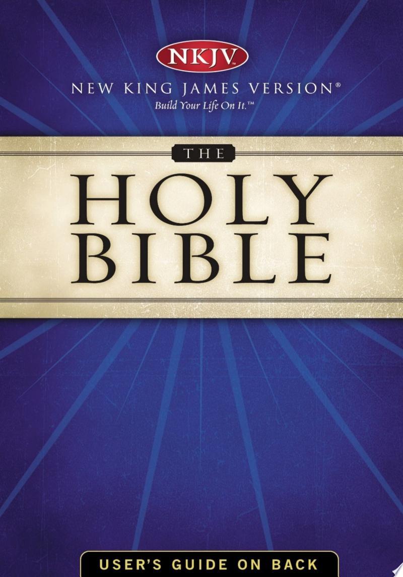 NKJV, Holy Bible, eBook banner backdrop