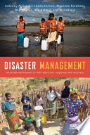 Disaster Management Book PDF
